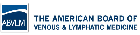 The American Board of Venous & Lumphatic Medicine logo